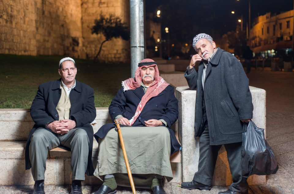Portrait at Jerusalem